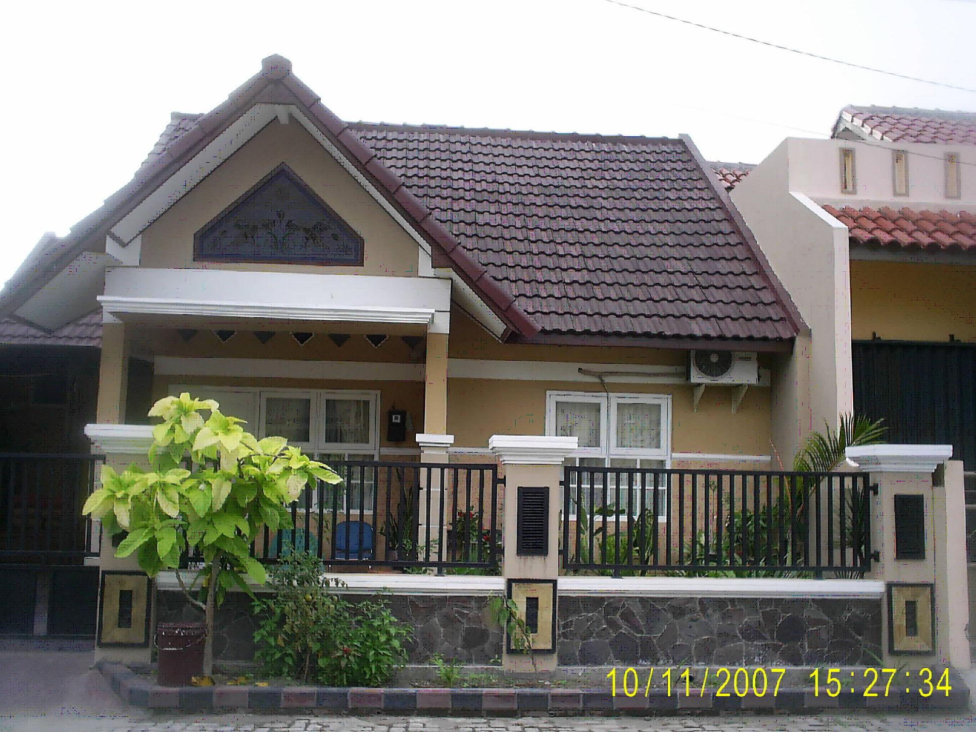 Renovasi Rumah Tinggal Milik Bpk. Putut Lokasi Jl. Kaliwaru No. 63